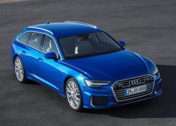 Audi A6 Avant 2018 – новая генерация универсала Ауди А6