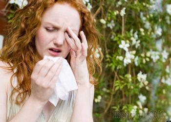 Сезонная аллергия: причины, симптомы и лечение