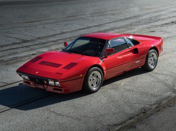 Ferrari 288 GTO 1/272 1984 11000km. 2.500.000$