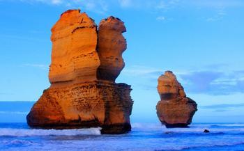 24 самые потрясающие скалы мира