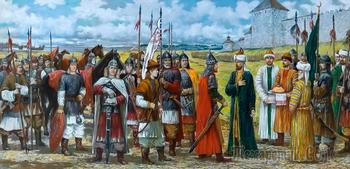 Поражало сходство русских с татарами или турками.