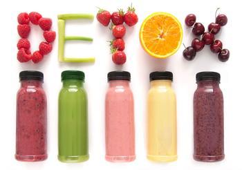 5 эффективных детокс-диет: как очистить организм и похудеть