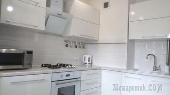 """""""Белый цвет идеален для маленьких квартир"""". Семья — о ремонте """"двушки"""""""