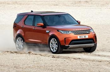 Land Rover Discovery 5 2017 года: внедорожная революция по-английски