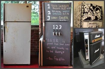 15 способов облагородить дизайн холодильника