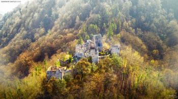 Какими были европейские замки до того, как их разрушило время
