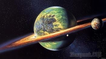 Как несимметричное порождает симметрию, или Почему все планеты вращаются в одной плоскости