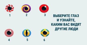 Тест: узнайте, какими вас видят другие люди