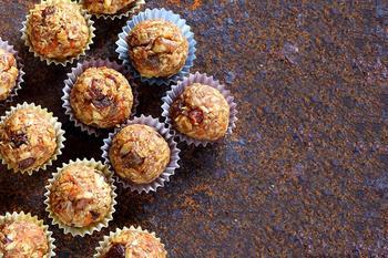 Фитнес-конфеты: как приготовить полезные сладости