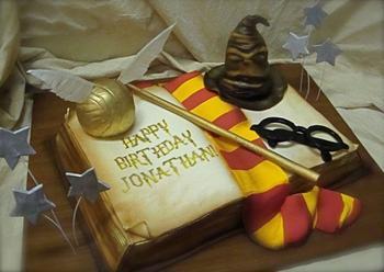 Потрясающие торты