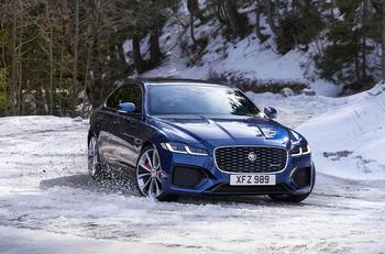 Обновленный Jaguar XF: Разумный компромисс