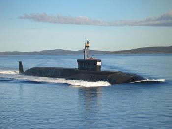 Все атомные подводные лодки ВМФ России