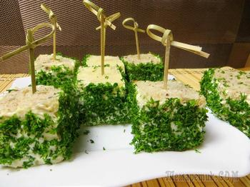 Бутерброд (праздничный вариант)