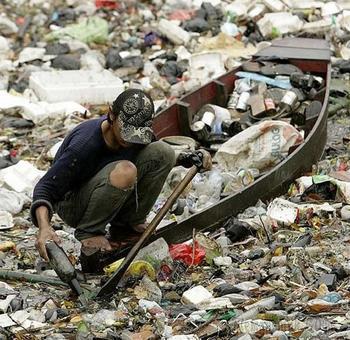 Самые загрязненные города мира