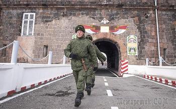 В Армении выразили заинтересованность в расширении российской военной базы