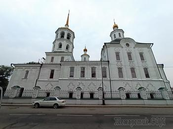 Иркутск. Путешествие начинается