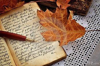 Красавица-осень (Стих)