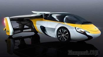 «Бегущий по лезвию» в наши дни: 7 реальных прототипов летающих машин