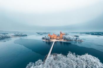 Замечательные виды с воздуха в фотографиях победителей конкурса Dronestagram