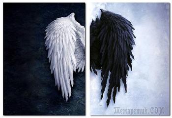 Грустит мой ангел...