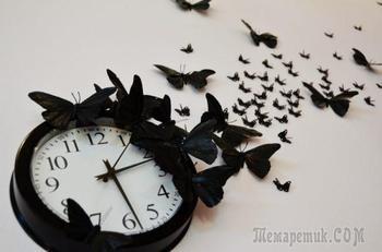 Идеи для настенных часов, которые можно сделать своими руками