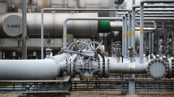 Европа закупила рекордно мало газа