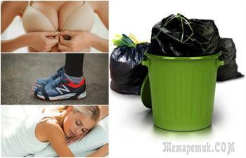 Вещи повседневного использования, которые нужно срочно выкинуть и заменить на новые