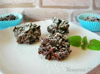 Десерт за 10 минут из 2 ингредиентов без выпечки
