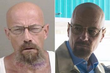 «Хайзенберг, ты жив?» Полиция Иллинойса ищет двойника героя из культового сериала