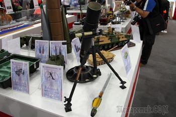Российскую армию вооружили бесшумными минометами