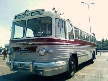 Автобус ЗИС/ЗИЛ 127, первый и последний советский междугородник