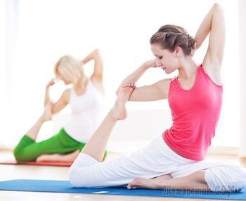 Упражнения на растяжку дома — развиваем гибкость и совершенствуем фигуру