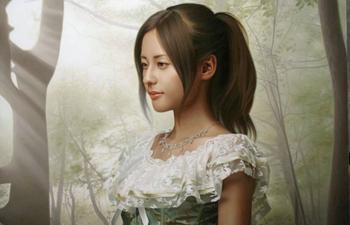 Реалистичные картины Ясумото Ока