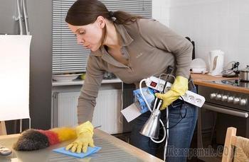8 ошибок, которые допускают хозяйки во время уборки