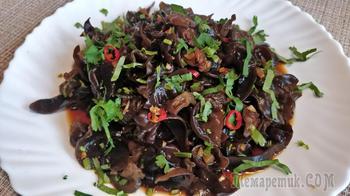 Холодная закуска с грибами Муэр