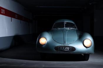 Легендарный Porsche Type 64 уйдет с молотка, стартовая цена — 20 миллионов долларов