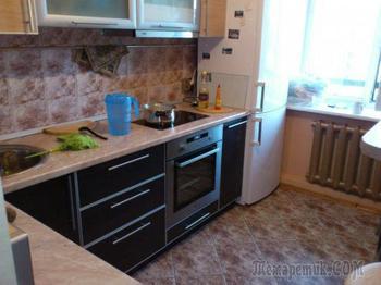 Ремонт и дизайн кухни 7,5 метров