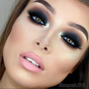 7 ошибок в макияже, которые зрительно уменьшают глаза