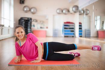 7 домашних упражнений для внутренней стороны бедер