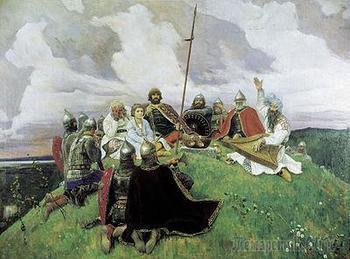 Пусть Россия процветает