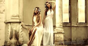 Две богини (Стих)