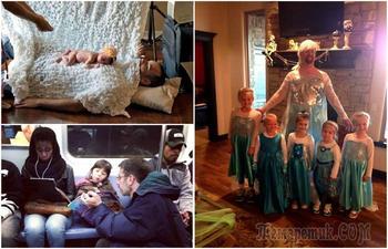 18 замечательных отцов, которые ради своих маленьких дочек готовы буквально на всё