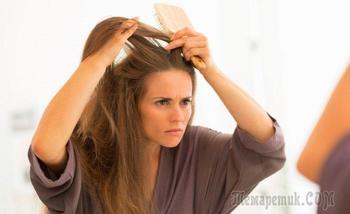 Лучшие рецепты масок для волос от перхоти