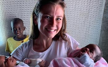 Девушка из Ульяновска променяла цивилизацию на трущобы в Кении, и вот почему