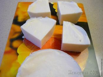 Варим сами натуральное щелочное хозяйственное мыло