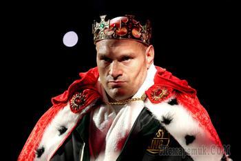 «Король вернулся на престол»: как Фьюри сверг Уайлдера