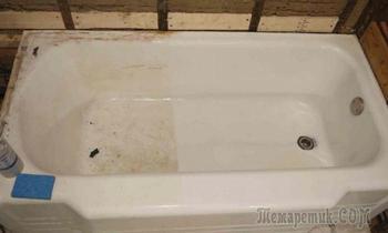 Проверенные способы, как почистить и отбелить старую ванну подручными средствами
