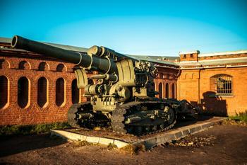 Божественная артиллерия: что представляют из себя тяжелые пушки «Пион» и «Малка»