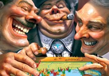 Хозяева денег: кто на самом деле управляет миром?