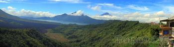 Бали 2016 или что подарить себе на юбилей. 8-е августа. Озеро Батур. Кофейная плантация